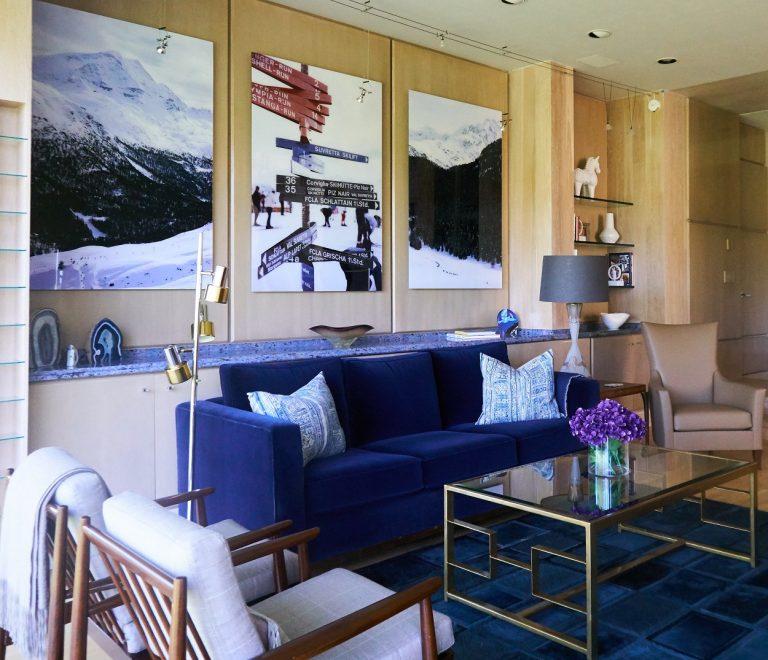 Living Room Interior Design Aspen Colorado