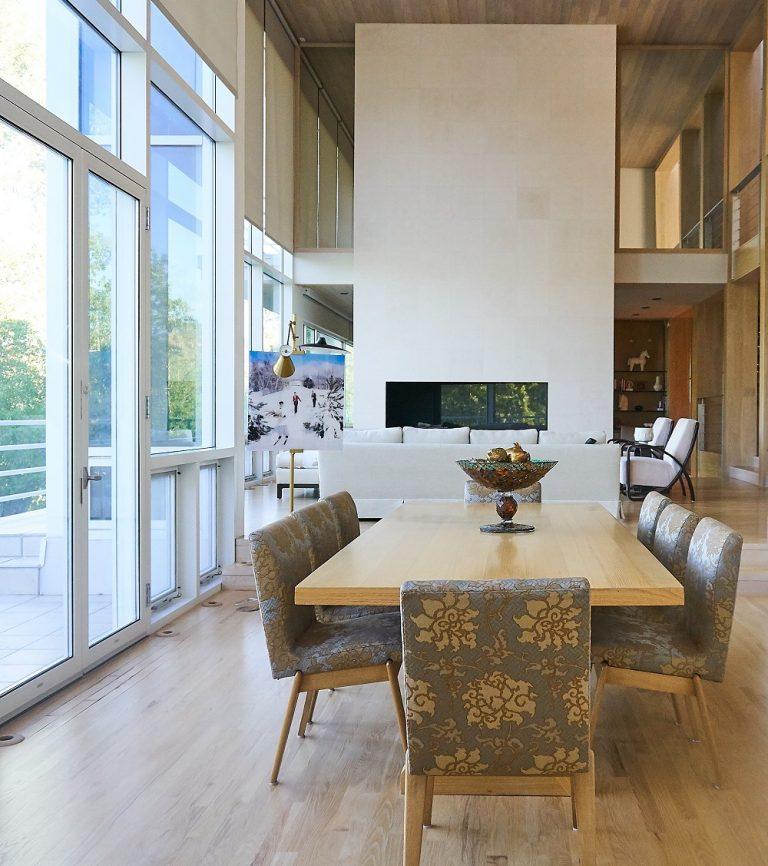 Aspen Dining Room Interior Design
