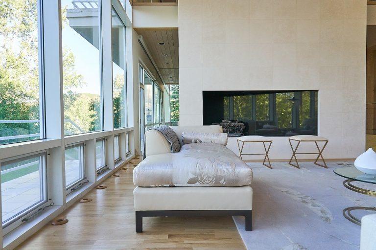 Aspen Lounge by Punita Valambhia