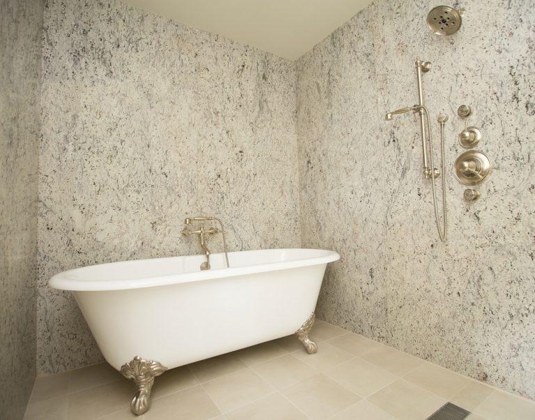 Exquisite bathtub design Houston